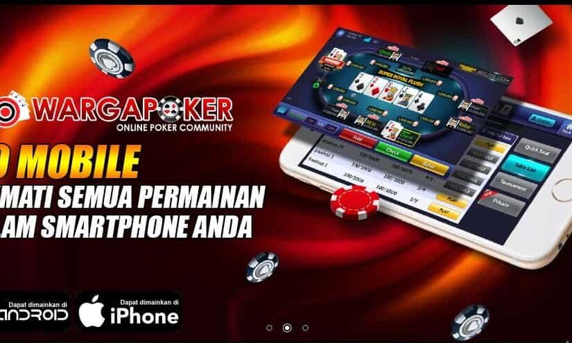 Tempat Poker Online Terbaik di Wargapoker Sangat Menguntungkan
