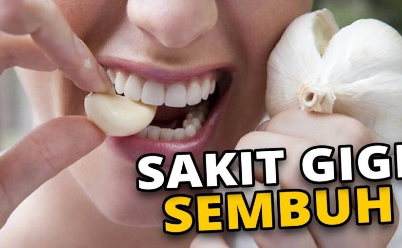 Trik Ampuh Atasi Sakit Gigi Yang Wajib Kalian Coba!