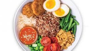 Jika Ingin Cepat Gemuk Rajin Konsumsi Makanan Sehat
